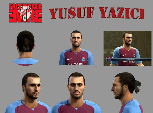 Yusuf Yazıcı Face PES 2013