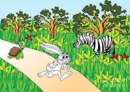 """कछुआ और खरगोश"""" कहानी एक नये अन्दाज़ में,kachua aur khargosh ki kahani nya andaj ma"""