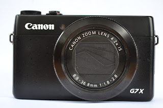 Jual Kamera bekas Canon G7X Wifi