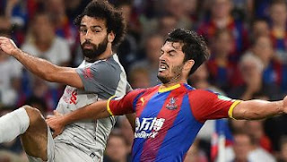 Crystal Palace vs Liverpool  0-2 Video Gol & Highlights