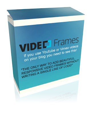 [GIVEAWAY] Video Frames [Youtube / Vimeo]