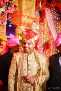 Real Indian groom sherwani story