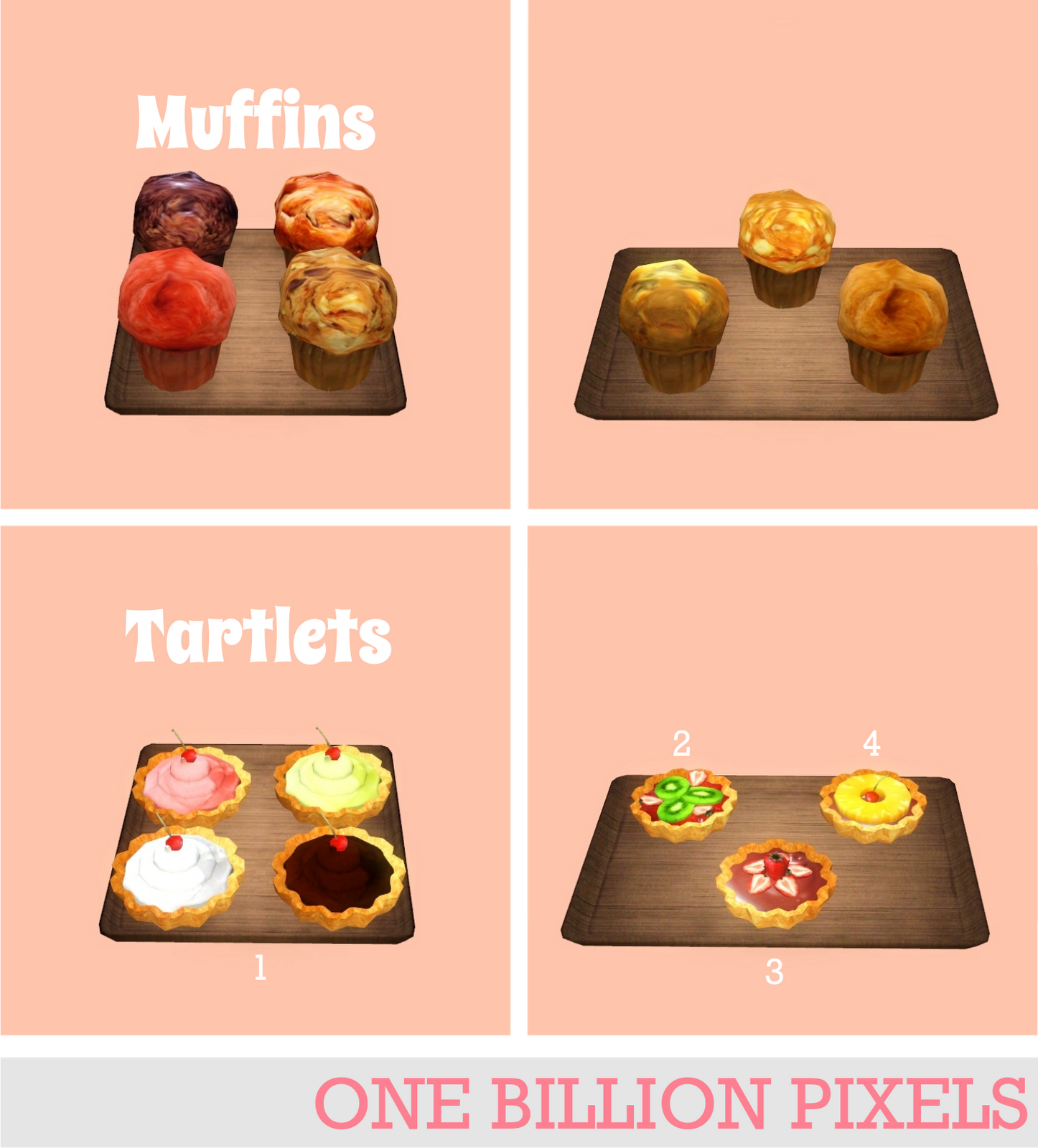 Sims  How Many Custom Foods Can You Have