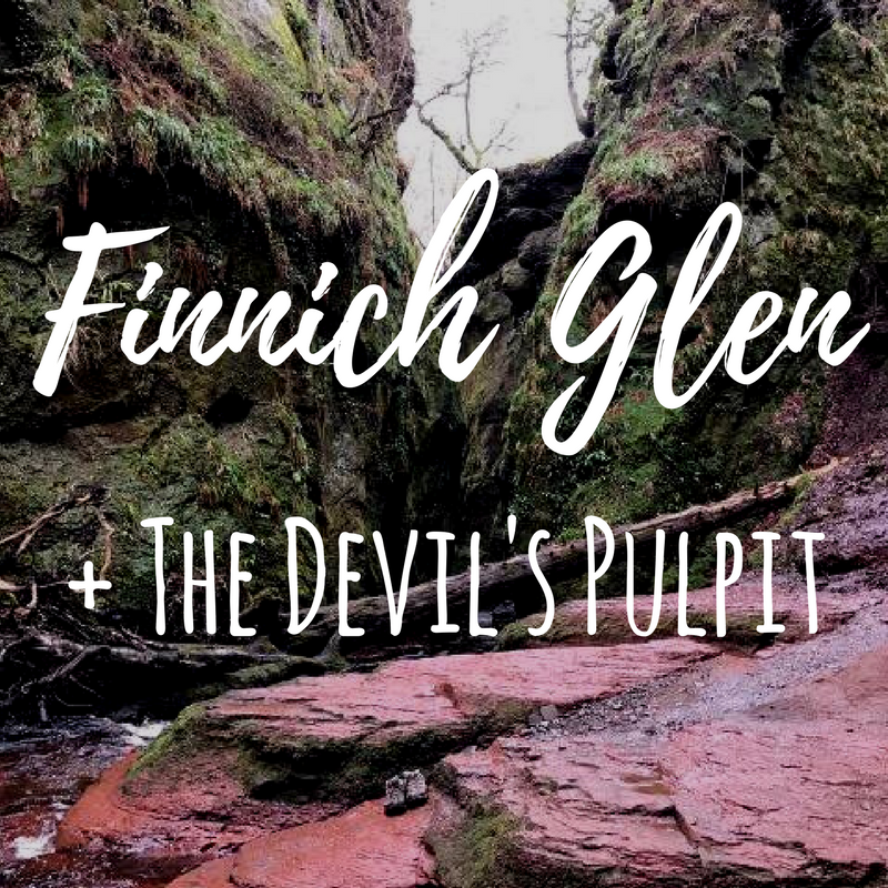 finnich glen how to get there