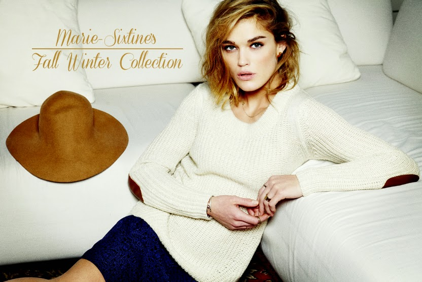 Marie-Sixtine, Collection, Fashion, Fashionblogger, Blog, FW14, Fall, Winter, Lifestyle, photography, casual, sweater, knit, LaVieFleurit.com