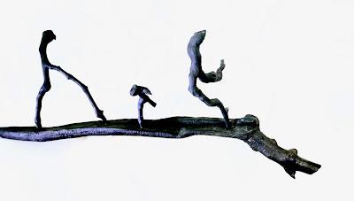 escultura éxodo