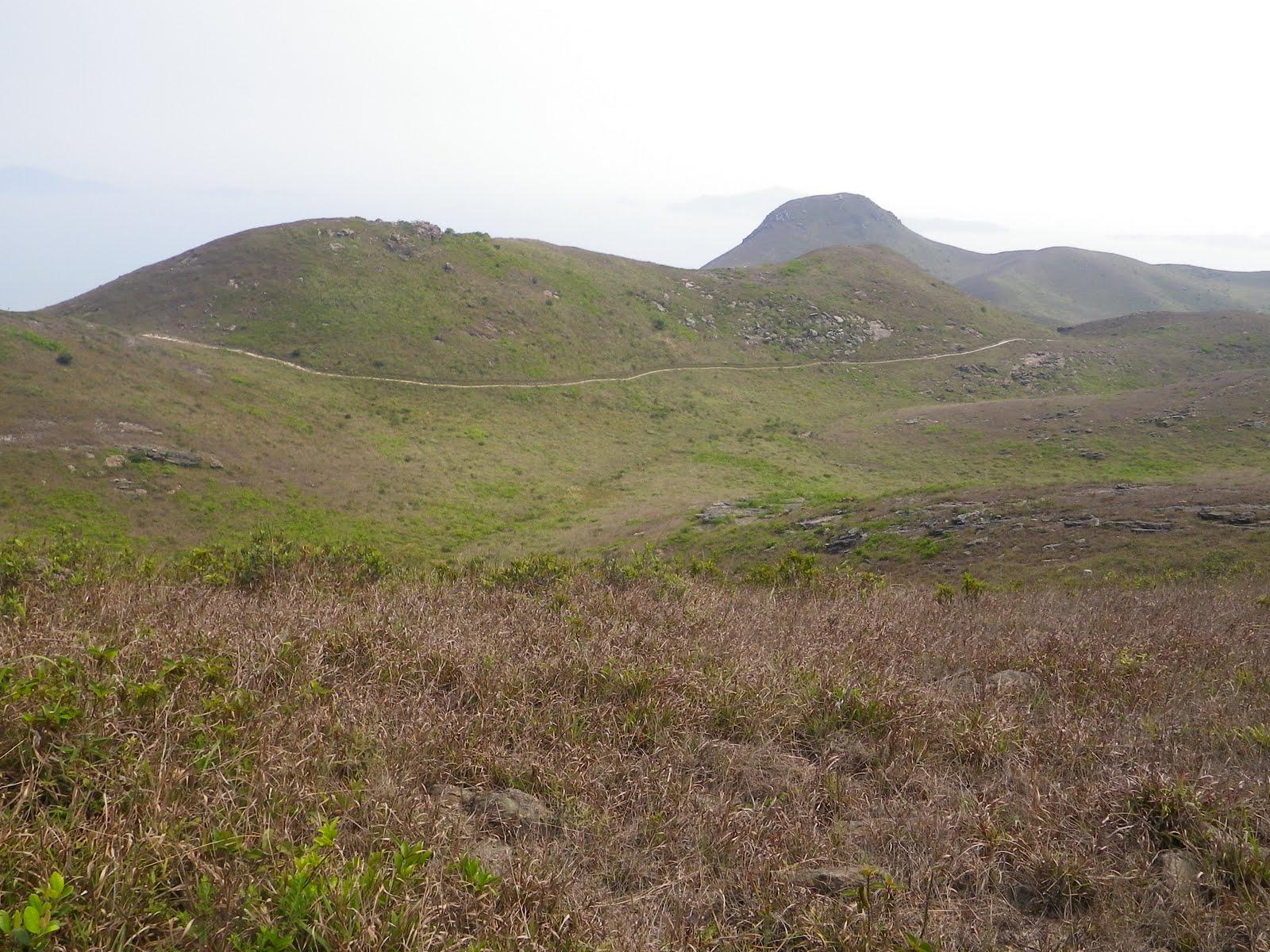Danny: 2011-04-25 : 小屏風山。大磡森