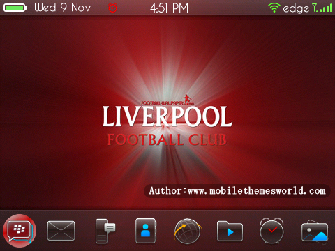 download theme blackberry 9700 ota