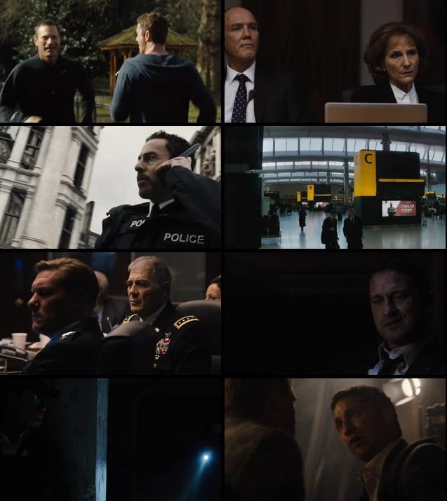 London Has Fallen 2016 English 720p WEB-DL
