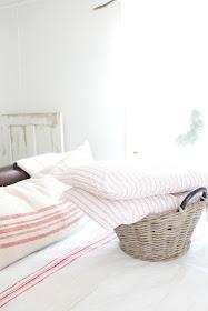 Rusty Hinge Bedroom Linens