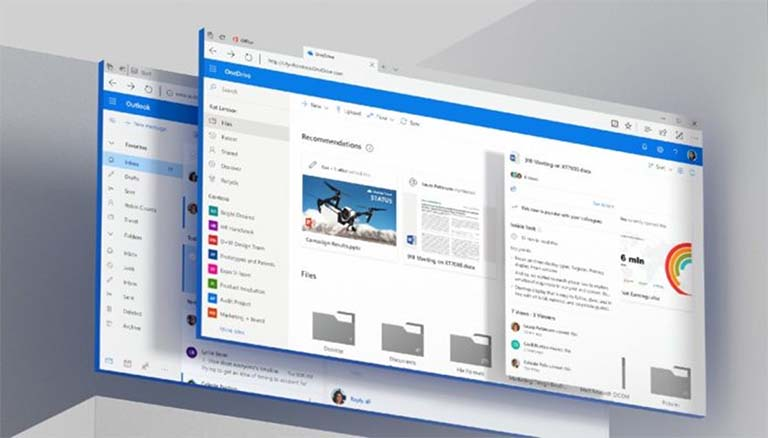 Fluent Design Di Windows 10 Mendapat Banyak Perbaikan Secara Besar-Besaran