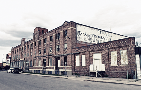 Regina Warehouse District Saskatchewan