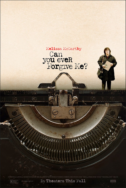 CAN YOU EVER FORGIVE ME (2018) ταινιες online seires xrysoi greek subs