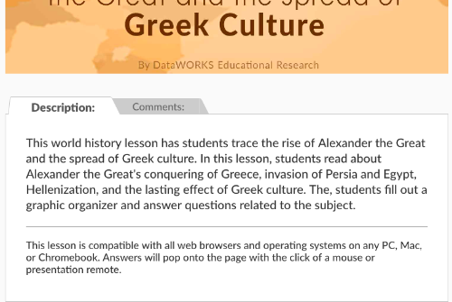Greek culture slideshow