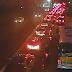 Avenida Felizardo Moura com trânsito travado sentido ZN