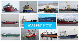 Seafarers Jobs Hiring September 2018 Join on bulk carrier, oil tanker ship.