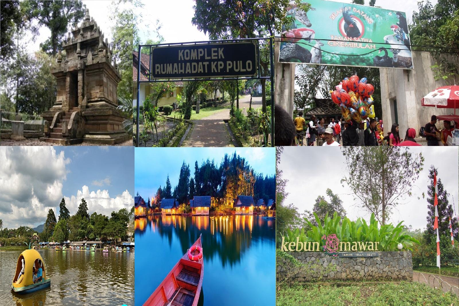 7 Tempat Wisata di Kabupaten Garut – Jawa Barat