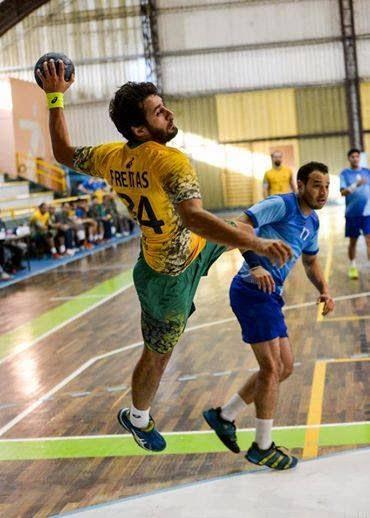 ARG-BRA-CHI y URU en semifinales del Panamericano 2014 | Mundo Handball