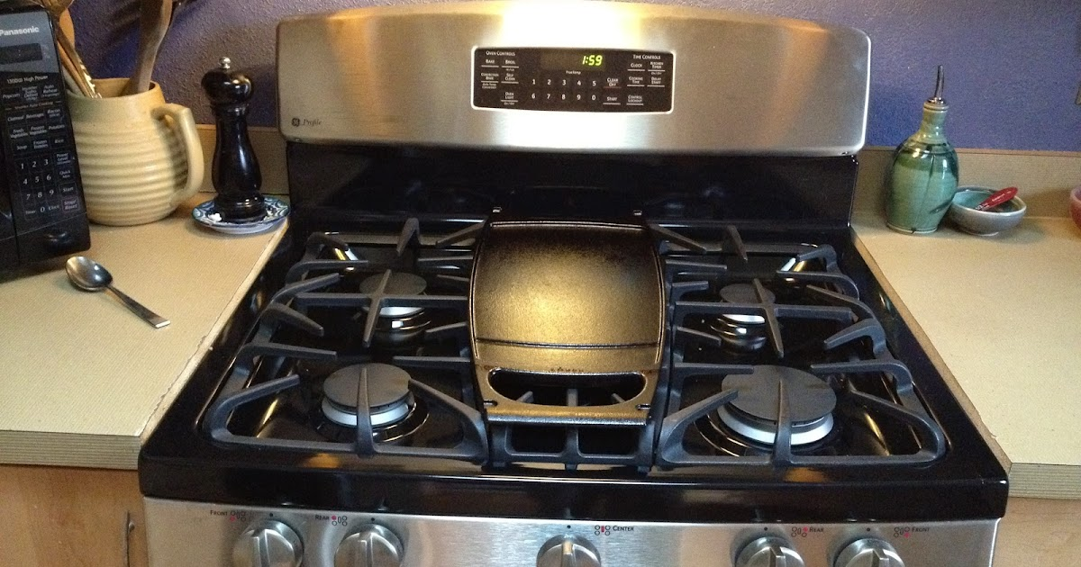 Derek On Cast Iron Recipes Article New Ge Profile Gas