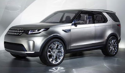 2017 Land Rover Discovery hd photos
