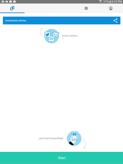 كيف تشارك شاشة هاتفك الأندرويد مع هواتف أخرى بالمجان