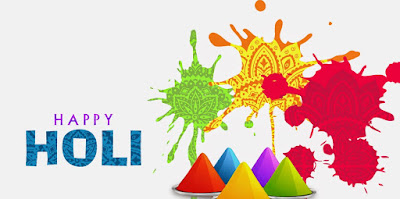 Happy Holi Images For Facebook 2017