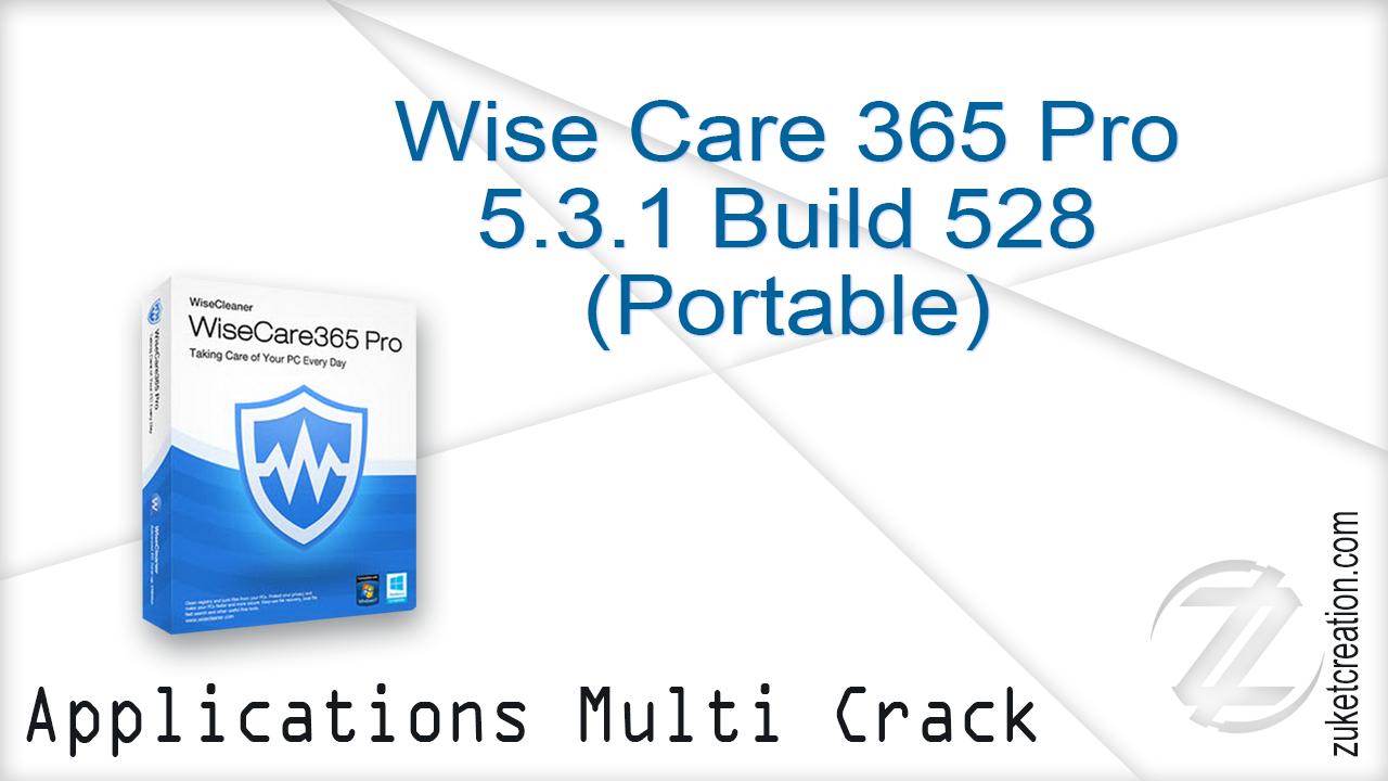 wise care 365 pro v4 crack