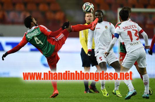 Lokomotiv Moscow vs Juventus 0h55 ngày 7/11 www.nhandinhbongdaso.net