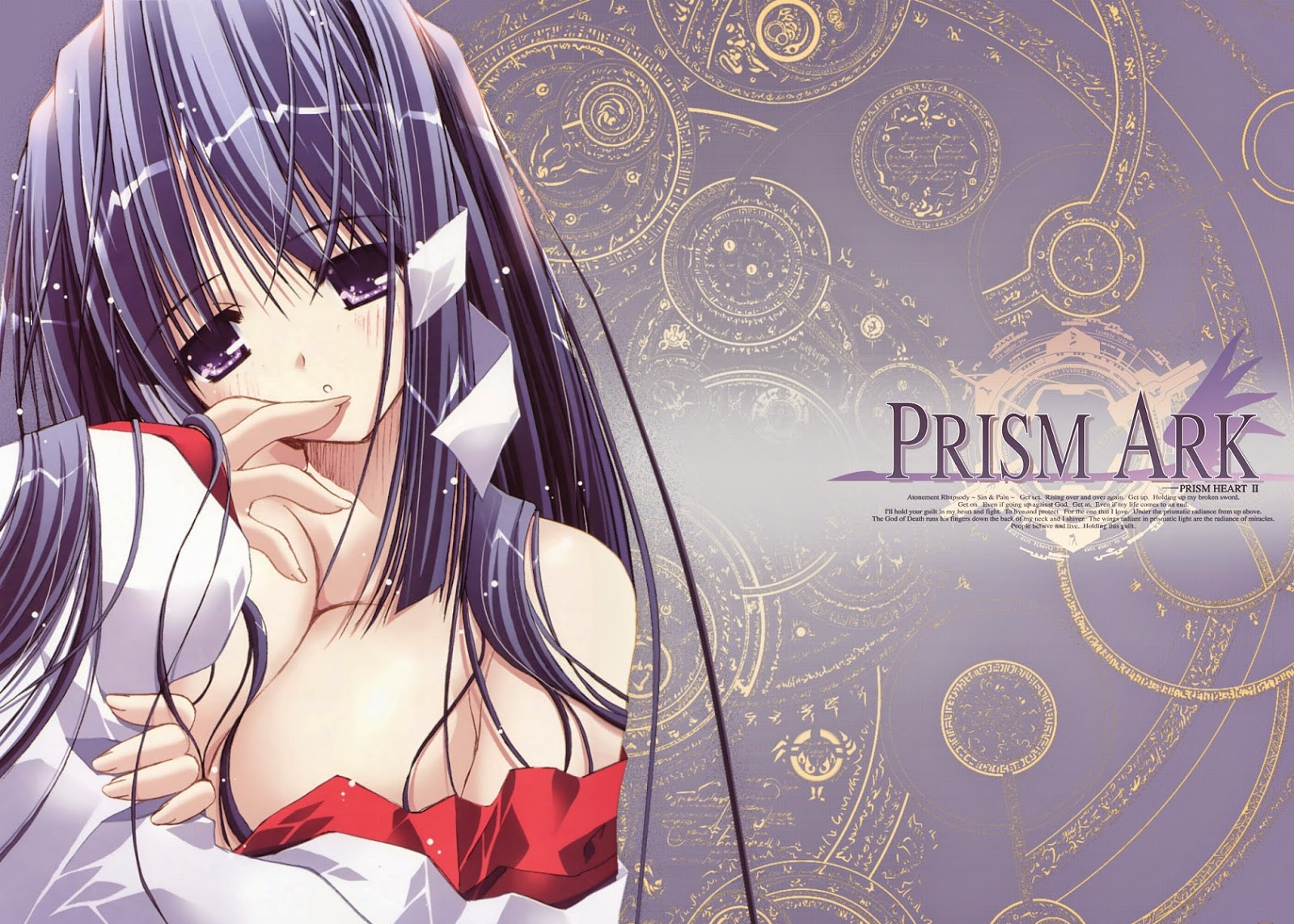 Download Prism Ark Subtitle Indonesia (Complete)