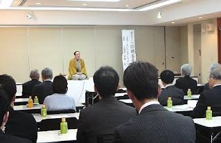三遊亭楽春講演会「笑いの効果に学ぶメンタルケア」