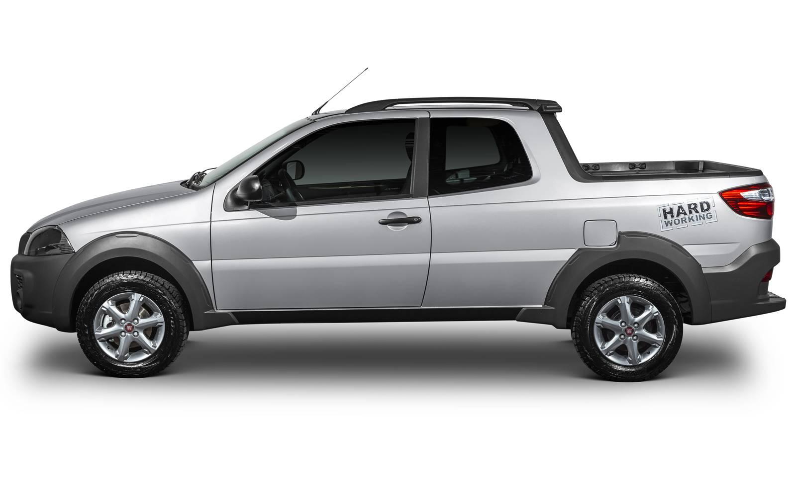 FCA chama para recall Uno, Strada e Jeep Compass