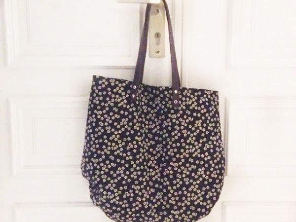 Eine Tasche - groß und wunderschön