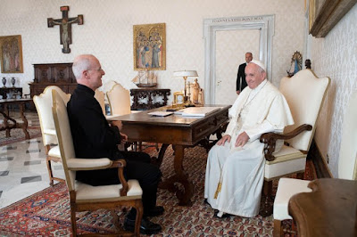 Pope and Fr Jim