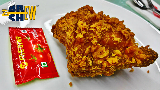 Five Star Chicken Bangalore Review | Spicy Crunchy Chicken