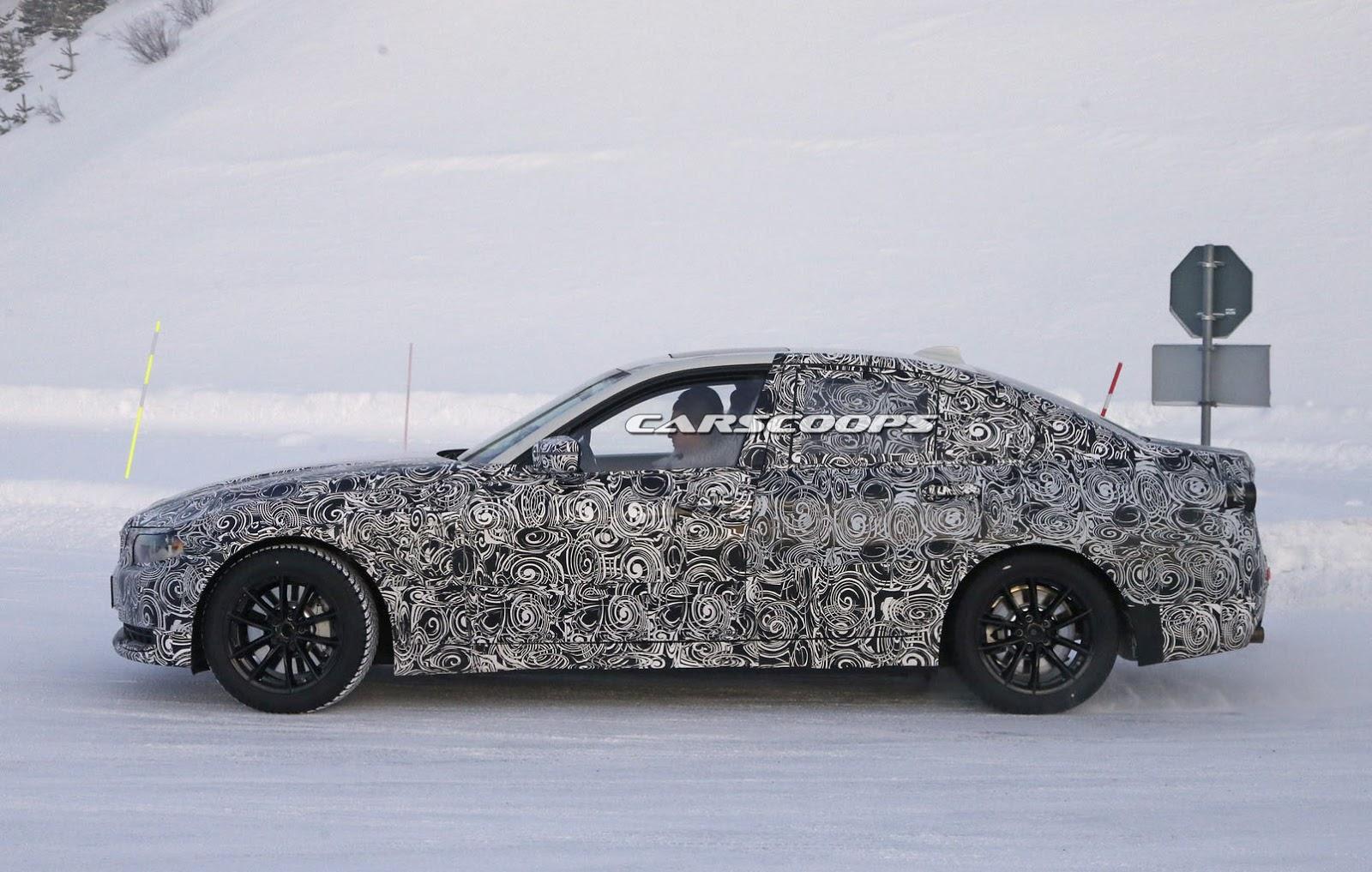 2018 BMW Serie 3 (G20) 21