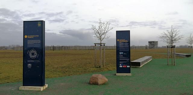 Ringheiligtum Pömmelte - Eingangsbereich