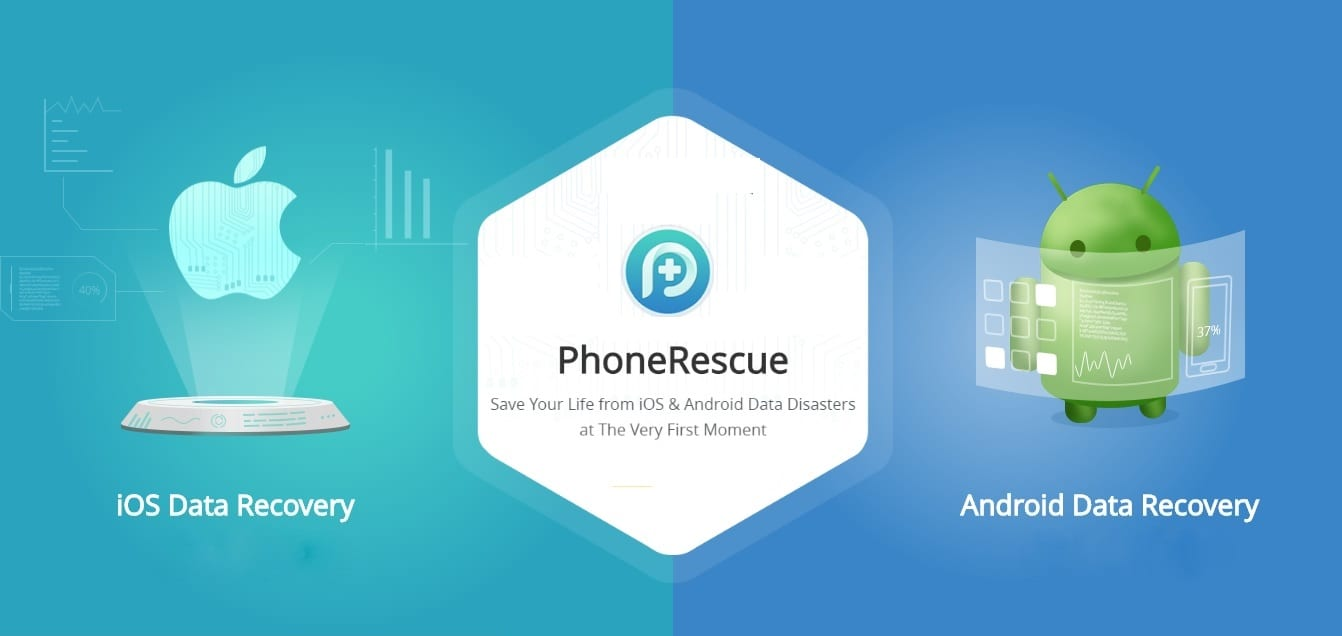 Accidentally deleted files from iPhone or Android devices? PhoneRescue will recover them in less than a minute! PhoneRescue offer four powerful..
