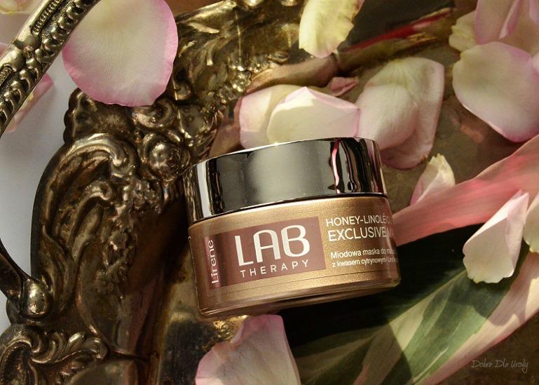Lab Therapy Miodowa maska do masażu twarzy z kwasem cytrynowym i Linoléique Exclusive recenzja
