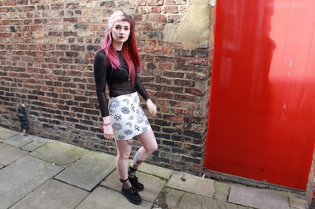 Missguided Grunge Outfit