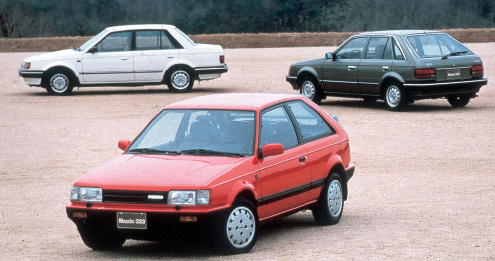 Iconic Cars of the 80s: The Hatchback Brigade - Rediscover ...