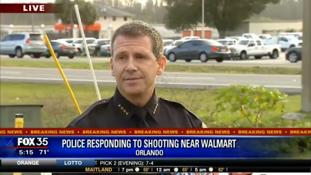 there were at least nine shootings on walmart property or very close to it one of them may have been off their property but due to a relatively new