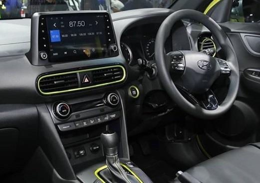 Hyundai Kona dilengkapi fitur rear dan front deffoger