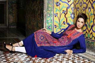 Amna Haq lawn dresses