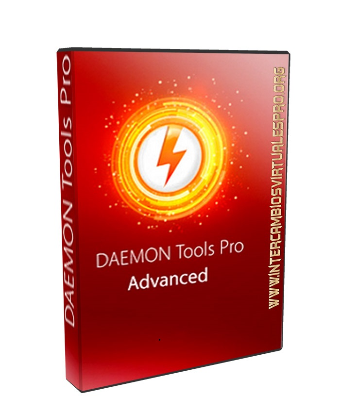 DAEMON Tools Pro 7.1.0.0596 poster box cover