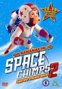 Space Chimps 2 2010 Full Movie Dual Audio Hindi 300MB BluRay