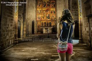 Composición fotográfica - Barri Gotic de Barcelona