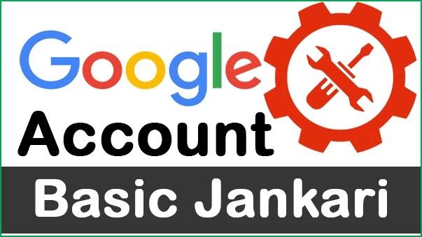 Google Account Basic