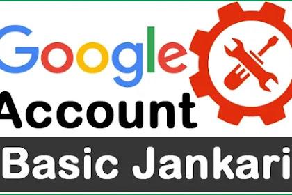 Google Account ke Bare Me Kuch Basic Jankari Hindi Me