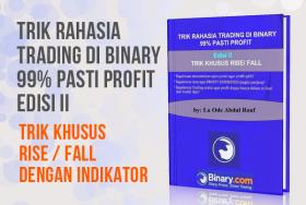 Trik Rahasia Trading di Binary dengan Indikator