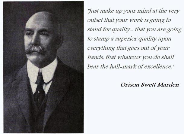 Orison Swett Marden quote